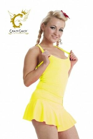 Tutu Skirt Vest Bead Necklace Leg Warmer Danceware Party Fancy Dress Accessories
