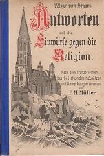 De Ségur: risposte alle obiezioni contro la religione (illustrato) 5.a. 1900