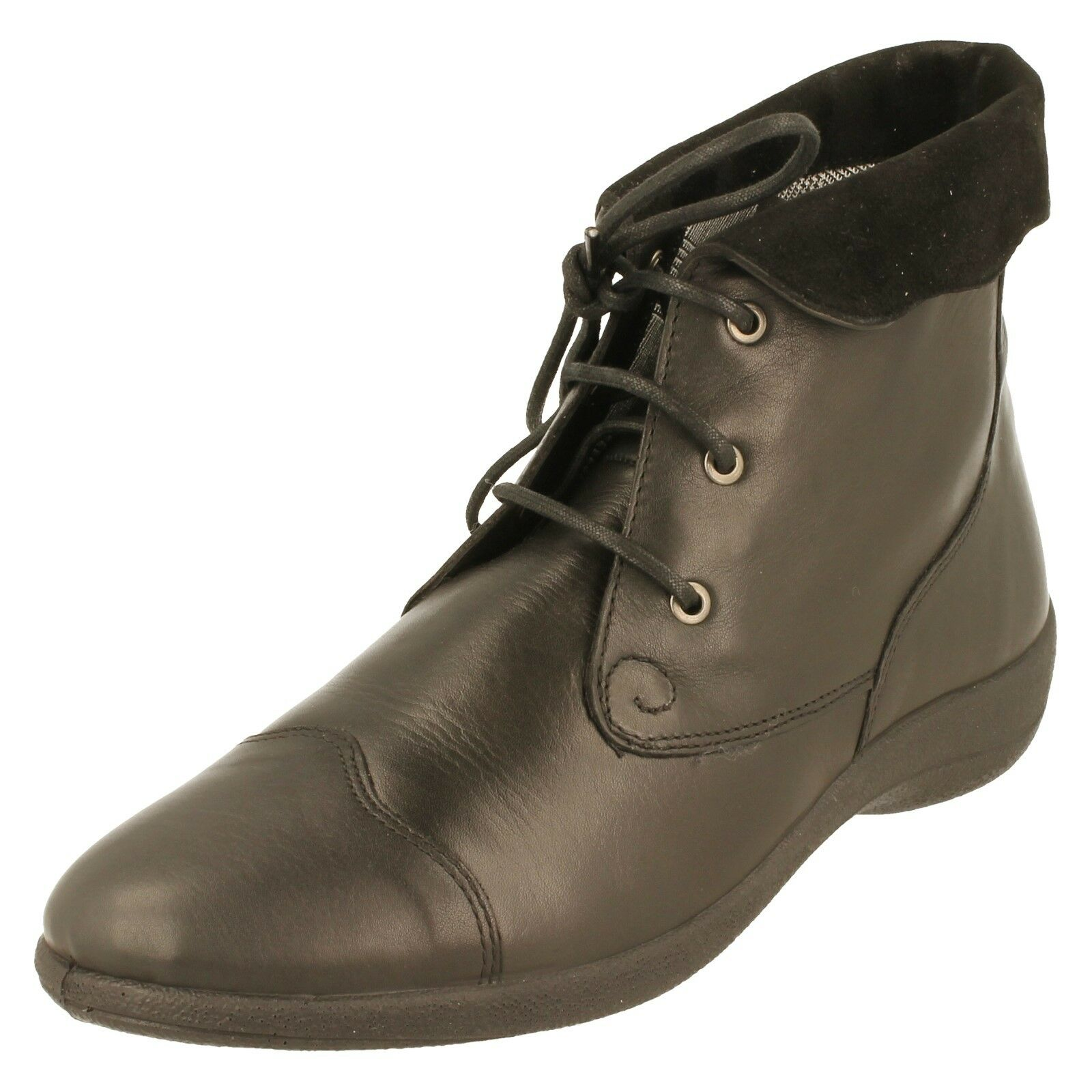 Ladies Padders Ankle Boots - Rebecca