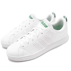 adidas Neo Label Advantage Clean VS White Green Men Casual Shoes ... 9196f73a01a8f