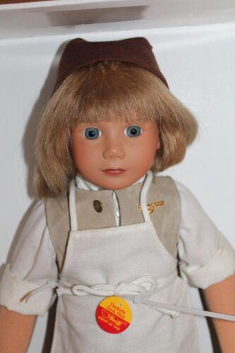 Steiff 703072 Puppe Puppen Tischlein deck dich mit Esel rarität