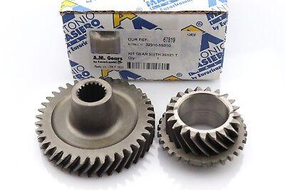 Antonio Masiero 39T o.e.m D21 Pick up FS5W71 gearbox 5th gear pair 21T