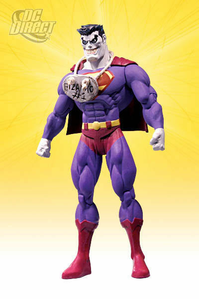 DC Comics SUPERMAN BATMAN series BIZARRO 6