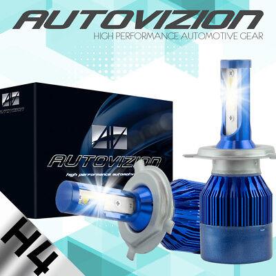 AUTOVIZION LED HID Headlight  kit H4 9003 6000K for 2006-2016 Toyota Yaris