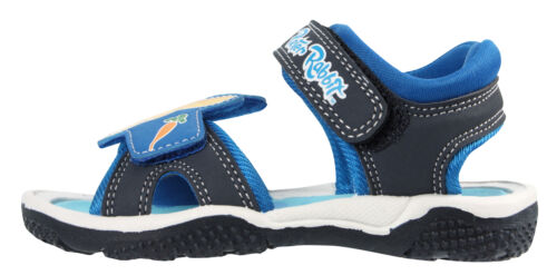 Peter Rabbit Boys Open Toe Beach Holiday Sandals Blue UK Sizes Child 5-10