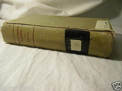 """Marching Along"" by Sousa 1941 First Edition Vintage Antique Collectible Book"