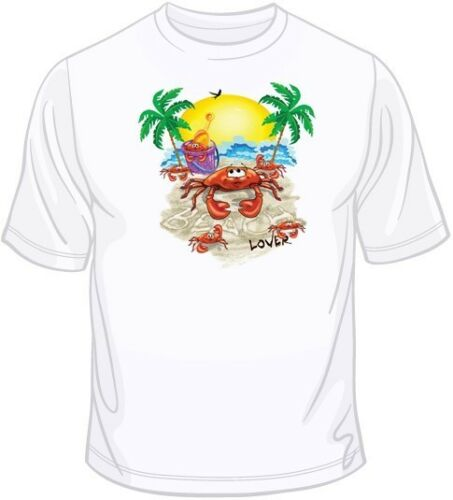 Size Beach Lover T Shirt You Choose Style Color Up to 4XL 10240