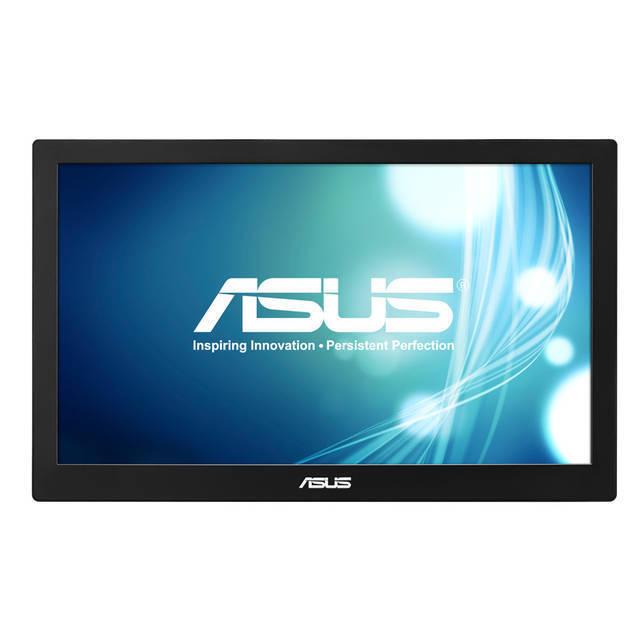 "Free Ship Asus MB168B 16:9 15.6"" WLED TN Slimmest  Monitor USB-powered w/ Sleeve"