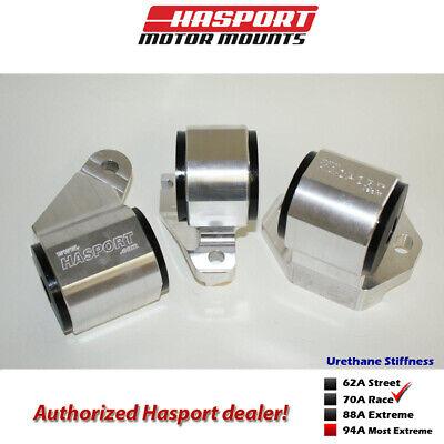 Hasport Mounts 90-91 Integra//92-93 GSR B-Series Cable Trans Mount Set DA1STK-70A