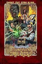 I Survived a Zombie Holocaust (DVD, 2016)