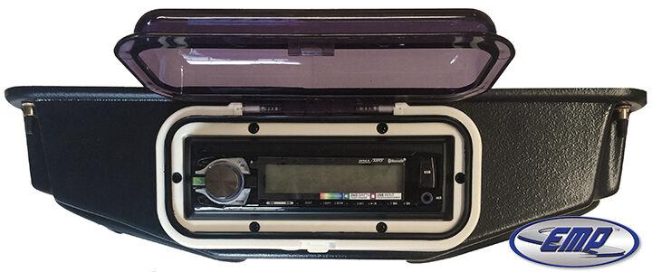 UTV Stereo Stereo with BlauTOOTH  P N  10593-Blautooth