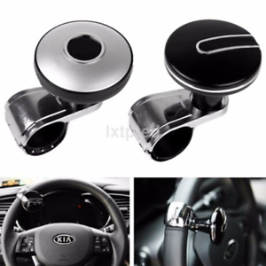 Atv,rv,boat & Other Vehicle Designed For Auto Car Truck Steering Wheel Aid Power Handle Spinner Knob Alloy