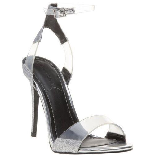 pelle in alto scarpe con da Kenya metallizzate donna Kendall Nuove Kylie tacco Spgq0x