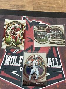 Kyler Murray 2020 Select Football Cards. 3 Total. Arizona Cardinals