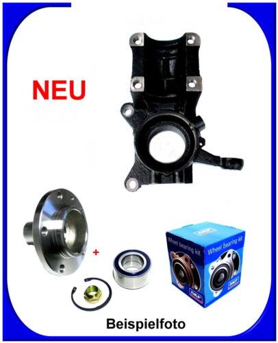 NEU Achsschenkel rechts Radlager Nabe Fiat Ducato JUMPER PEUGEOT BOXER 244 LK114