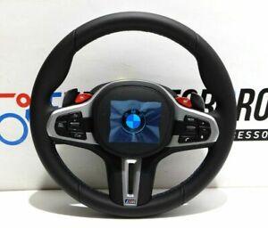 BMW-M-SPORTS-Volant-Cuir-Shift-Tapis-5-039-F90-M5-32308094391-8094391