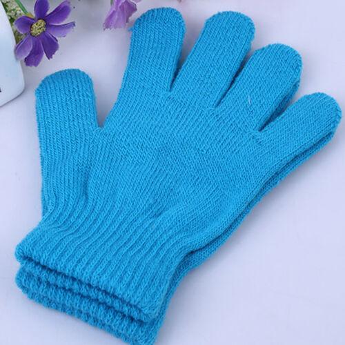 Kids Magic Gloves /& Mittens Kid Stretchy Knitted Winter Warm Gloves Girl /& Boy