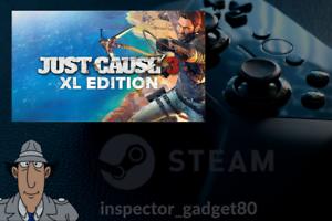 Giusta-Causa-3-XXL-Edition-PC-STEAM-KEY-ORIGINALE-Ufficiale-Consegna-rapida
