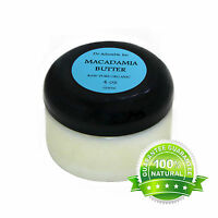 Macadamia Butter By Dr.adorable 100% Pure Organic Cold Pressed 2 Oz-up To 12lb