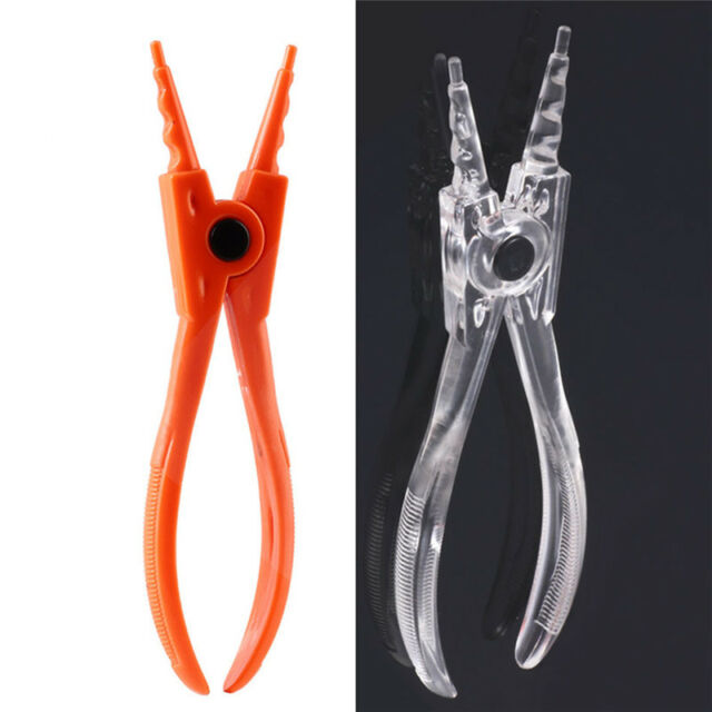 Sterile Sealed Open Pliers Body Piercing Tools Hinged Ring Open Tool