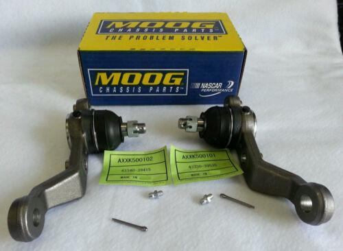 2PCS MOOG LEXUS GS300 400 430 SC430 LOWER BALL JOINT L/&R K500102 /& K500101