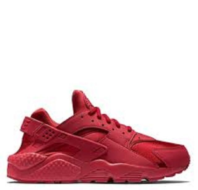 best cheap b7dd6 9e99d Womens Nike Air Huarache Run - 634835 601 - Gym Red Trainers