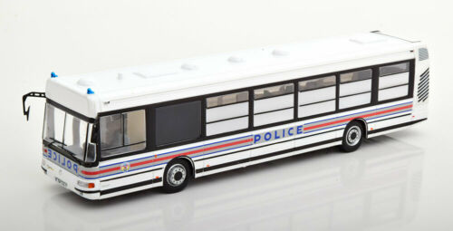 1:43 Altaya autobús Collection Irisbus agora s Police Nationale France