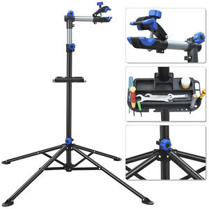 Bike-Adjustable-41-034-To-75-034-Repair-Stand-w-Telescopic-Arm-Cycle-Bicycle-Rack