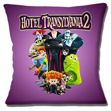 """Hotel Transilvania 2 Funda De Cojín 16""""x16"""" 40cm película de Disney personajes de dibujos animados"""
