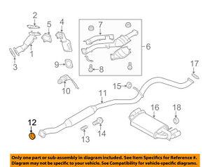 Subaru Oem Exhaust Diagram Wiring Diagram