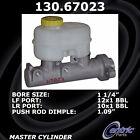 Brake Master Cylinder-C-TEK Standard Centric 131.67023