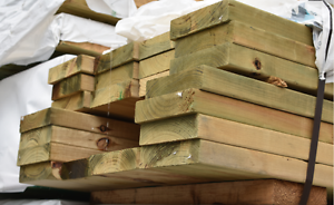 Pack Lot 190 x 45 x 4.2m F5 Structual Treated Pine 32pcs $6.33 per metre
