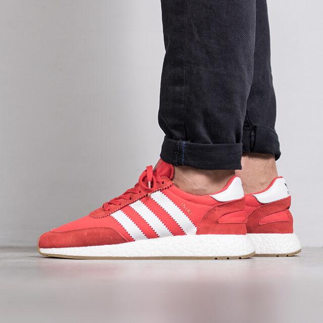 Bb2091 Schuhe 5923 Iniki Sportschuhe Rot Turnschuhe Adidas