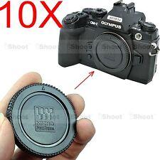 10x Camera Body Cover Cap for Panasonic Micro Four Thirds M4/3 LUMIX G2 G3 GF1