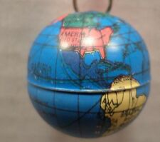 Vintage world metal globe keychain map travel geography ebay item 4 vintage keychain metal old world globe map backpack pull geography multicolor vintage keychain metal old world globe map backpack pull geography gumiabroncs Image collections