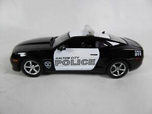 Chevrolet-Camaro-SS-police-USA-1-43-Ist-Voiture-miniature-Diecast-PM47