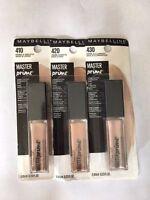 Maybelline Master Prime Long-lasting Eyeshadow Base, You Choose