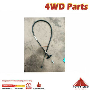 Accelerator Cable For Toyota Hilux LN167-5L & 5LE 3.0L 08/97-01/05