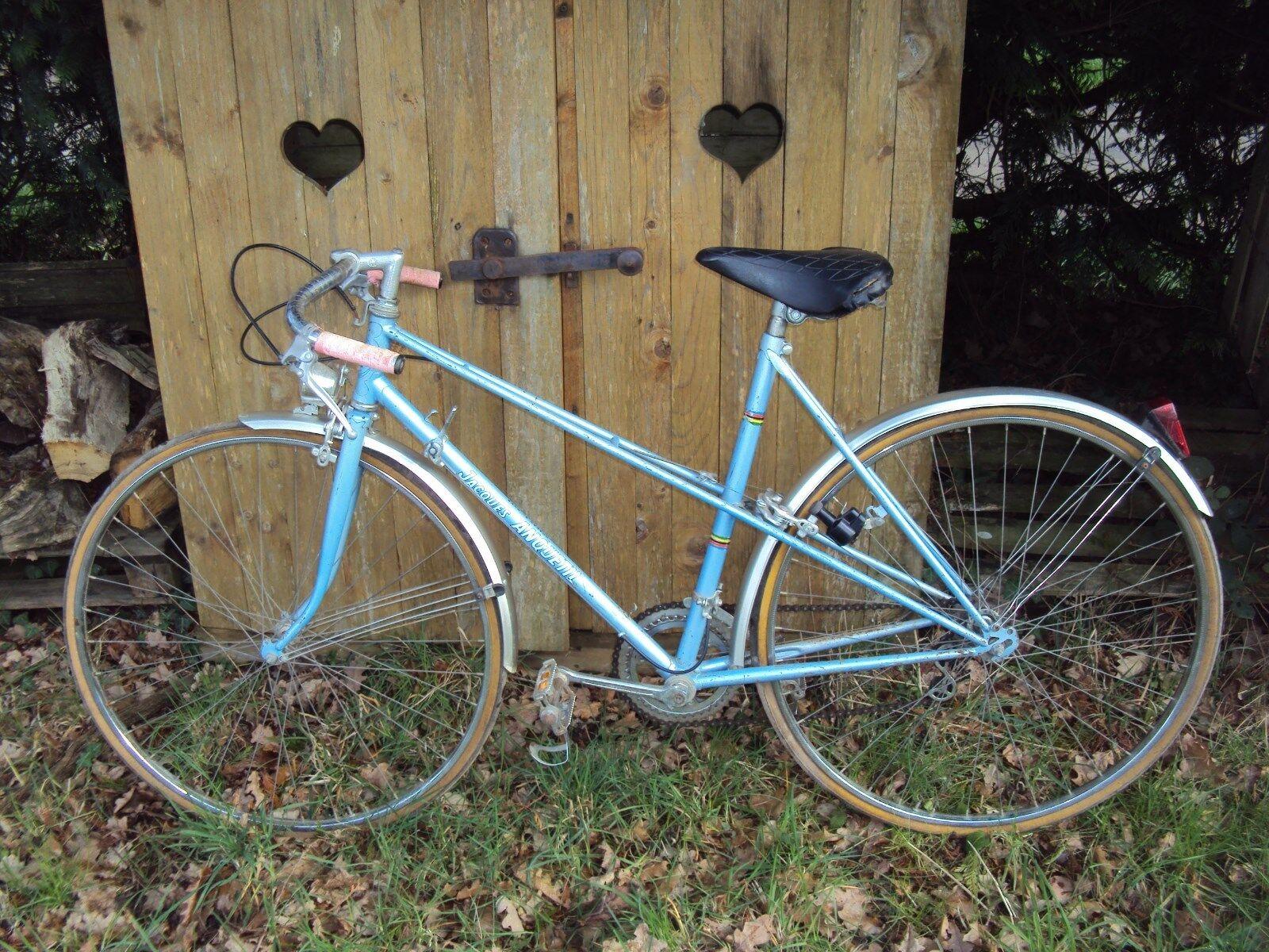 De Velo Course Femme Blue Ancien Anquetil Jacques Gqeqcc8c47644
