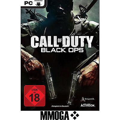 Call of Duty Black Ops - Steam Digital Key PC Spiel Code COD 7 UNCUT Version EU