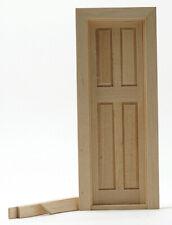 Dollhouse Miniatures 1:12 Scale Narrow Nonworking Window with Trim #CLA70118