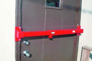 Job Office Door Lock Keyed For Site Utility Semi Trailer