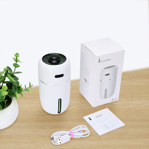 7 Colors LED Ultrasonic Aroma Diffuser Cool Mist Humidifier Aromatherapy Yoga US