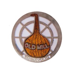 Tamnavulin Whisky Distillery Ballindalloch Scotland Pin Badge
