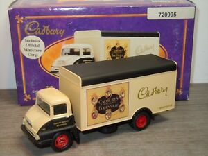 Thames-Trader-Box-Van-Cadbury-039-s-Chocolates-Corgi-Classics-30310-in-Box-34235