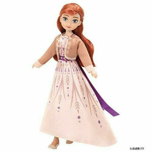 TAKARA TOMY Disney Precious Collection Frozen 2 Elsa Anna Doll Dress Set W//T