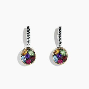 Effy-Mosaic-Sterling-Silver-amp-18K-Gold-Multi-Gemstone-Earrings-2-75-TCW