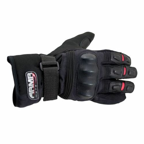 Tri-Motive Motorcycle Motorbike WP525 Hipora Membrane Textile Waterproof Gloves