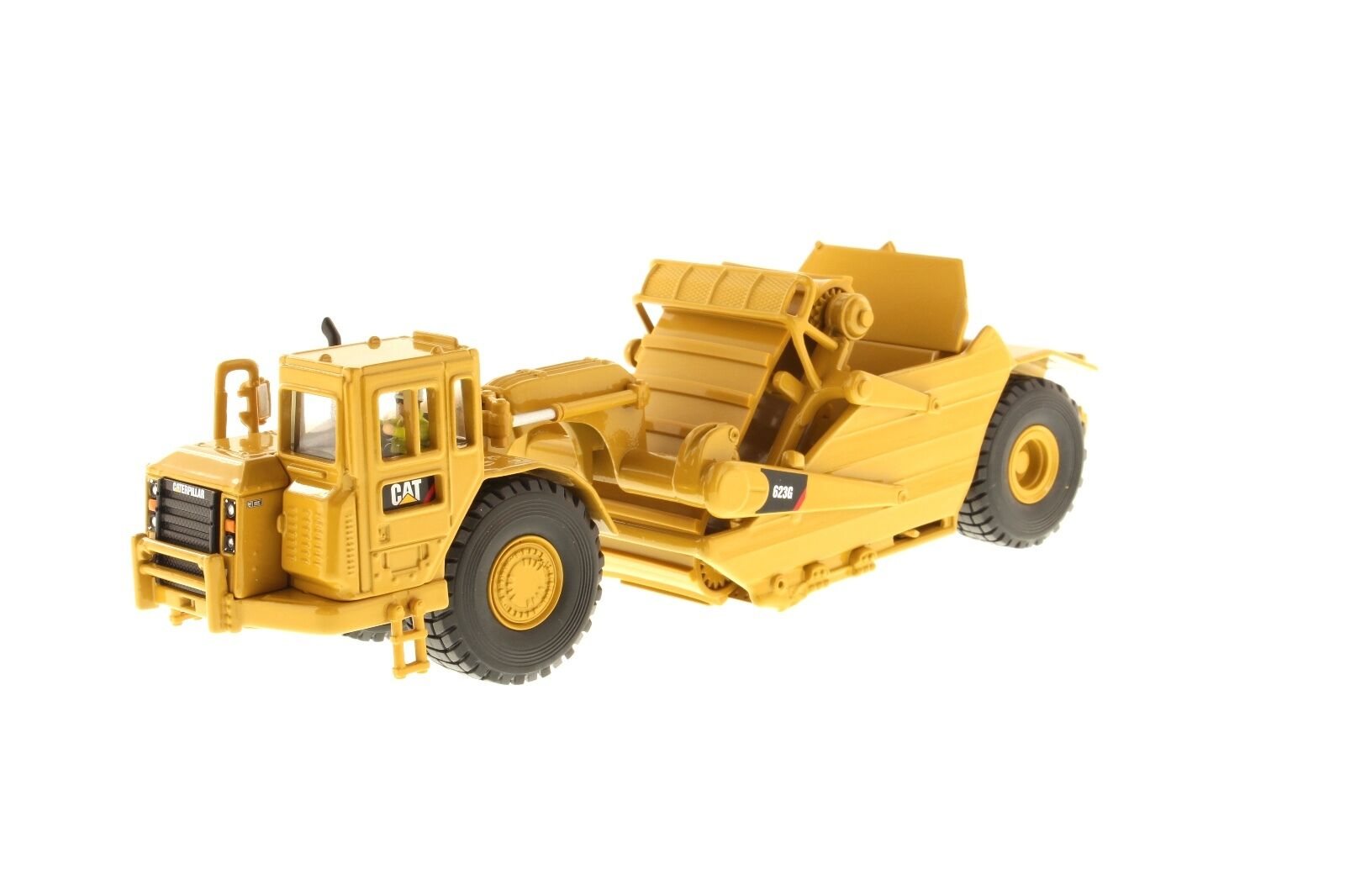 Caterpillar ® 1 50 Escala Cat 623G que eleva Raspador-Diecast Masters 85097