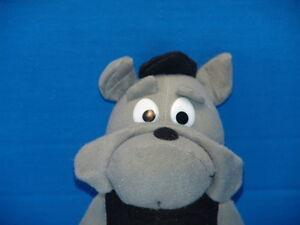 BORN-TO-RIDE-BULLDOG-HARLEY-DAVIDSON-SHIRT-MASCOT-DOG-PLUSH-STUFFED-ANIMAL